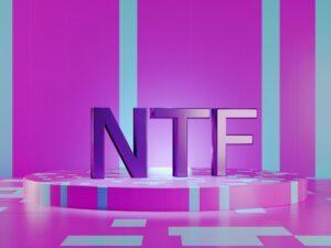 NFT Purple